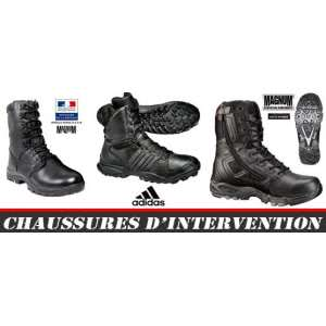 Chaussure d'intervention
