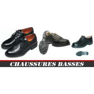Chaussure militaire basses / Botte
