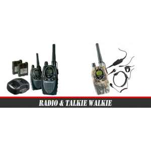 Radio & Talkie Walkie