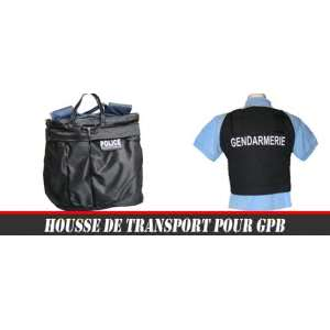 Housse gpb sac de transport stock us for Housse gilet pare balle gendarmerie
