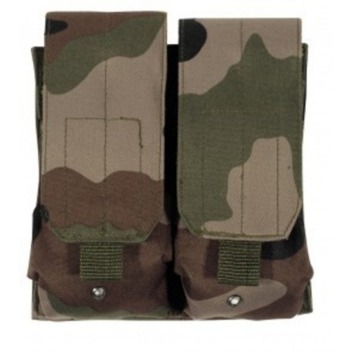 Porte chargeurs double camouflage cam ce