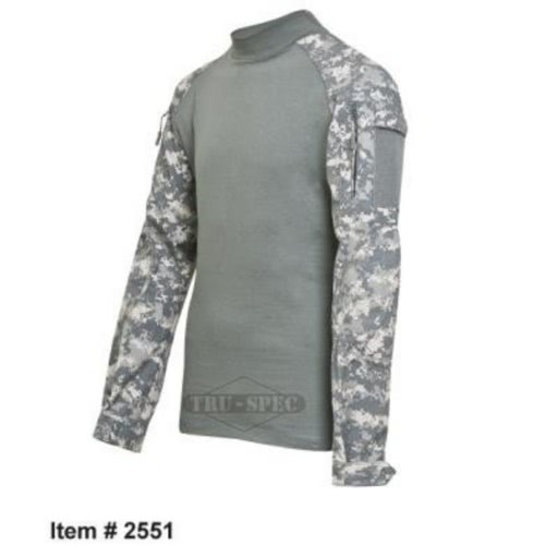 Tee-shirt ACU TACTICAL REPONSE UNIFORM Digital