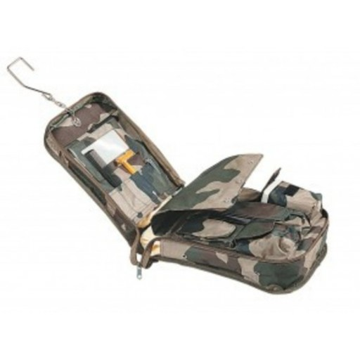 Trousse TTOPS militaire camouflage centre europe