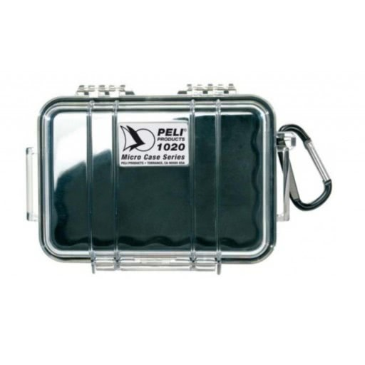 Valise Pelicase 1020 transparent