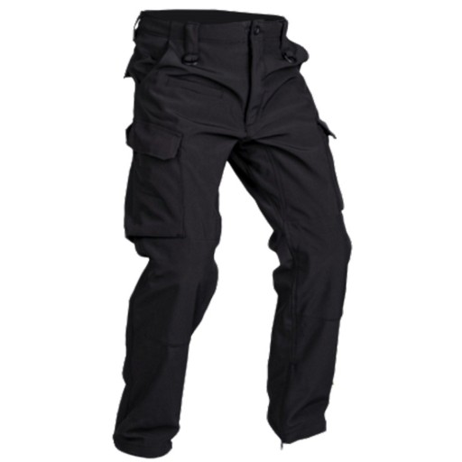 Pantalon Softshell Explorer Noir