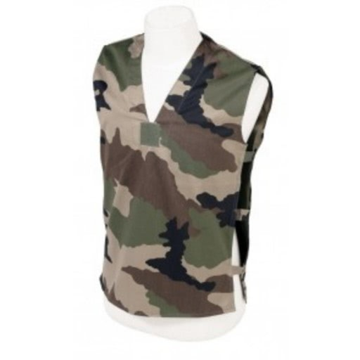 Chemise militaire gao camouflage originale AF