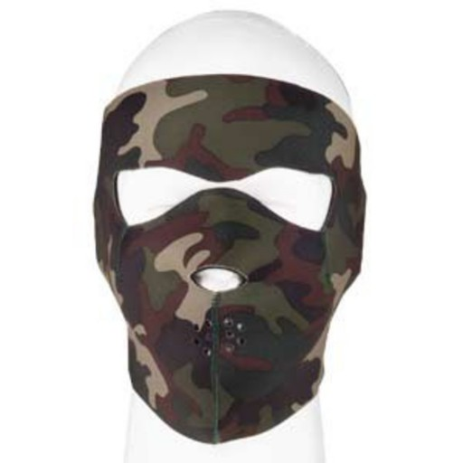 Masque complet cam MA2