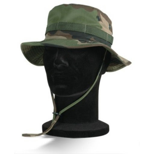 Chapeau jungle militaire camouflage Opex Ripstop