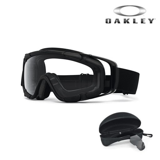 Masque balistique SI Goggle Array Clear/Gris