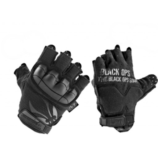 Mitaines BO MTO FIGHTER Black by Mechanix