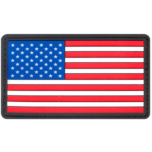 Patch PVC Drapeau USA Rothco