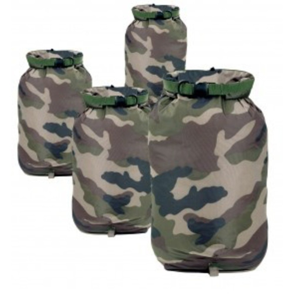 acheter sac tanche ripstop camouflage 24l toe concept. Black Bedroom Furniture Sets. Home Design Ideas