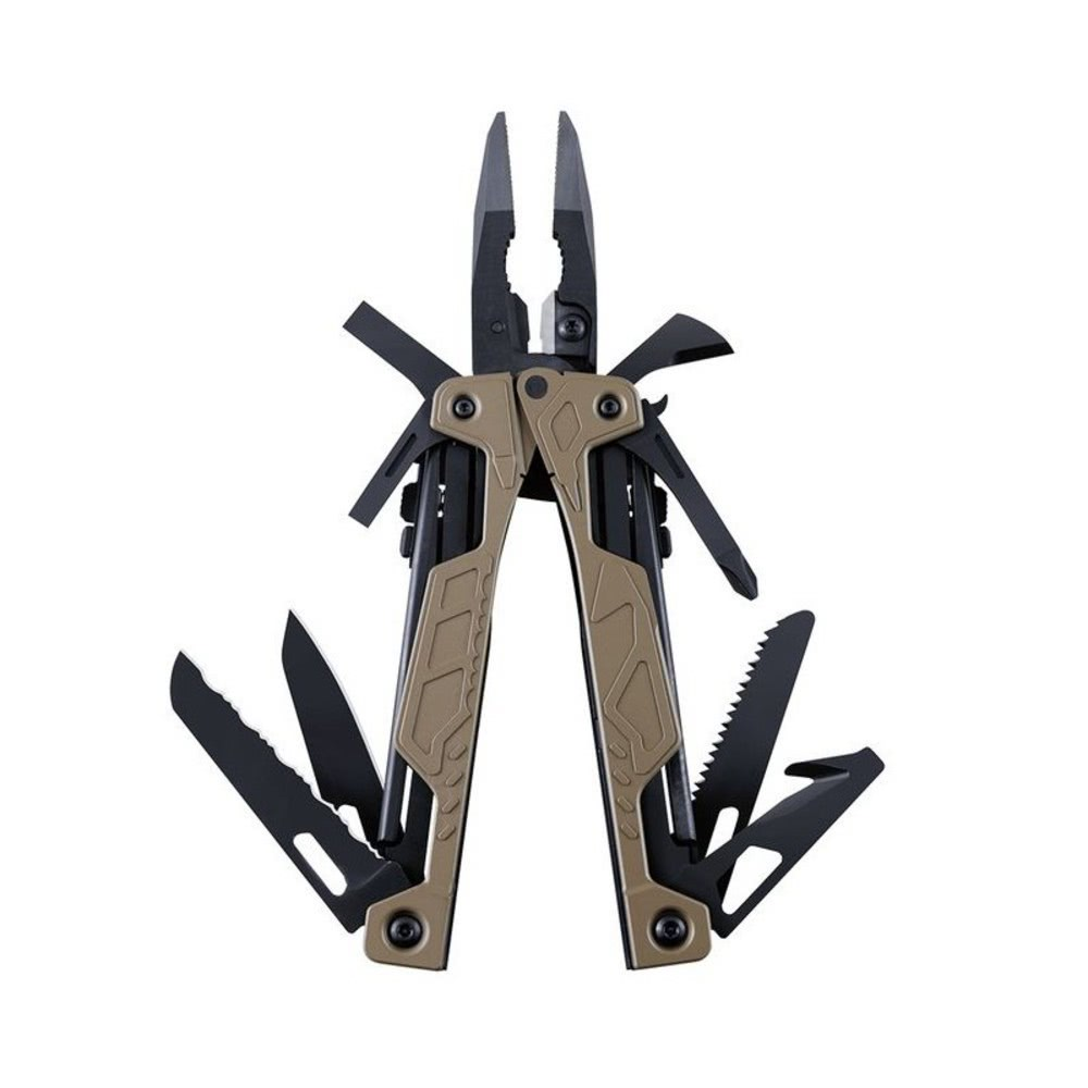 Pince leatherman multifonctions oht coyote stock us - Pince multifonction leatherman ...