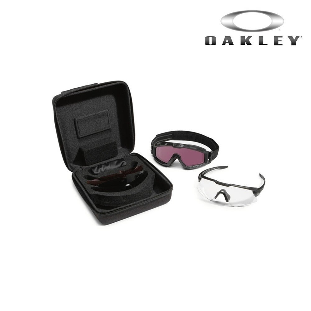 Lunette OAKLEY M FRAME ALPHA KIT SQUARE OPERATION - Stock US c49b5cea0e9c