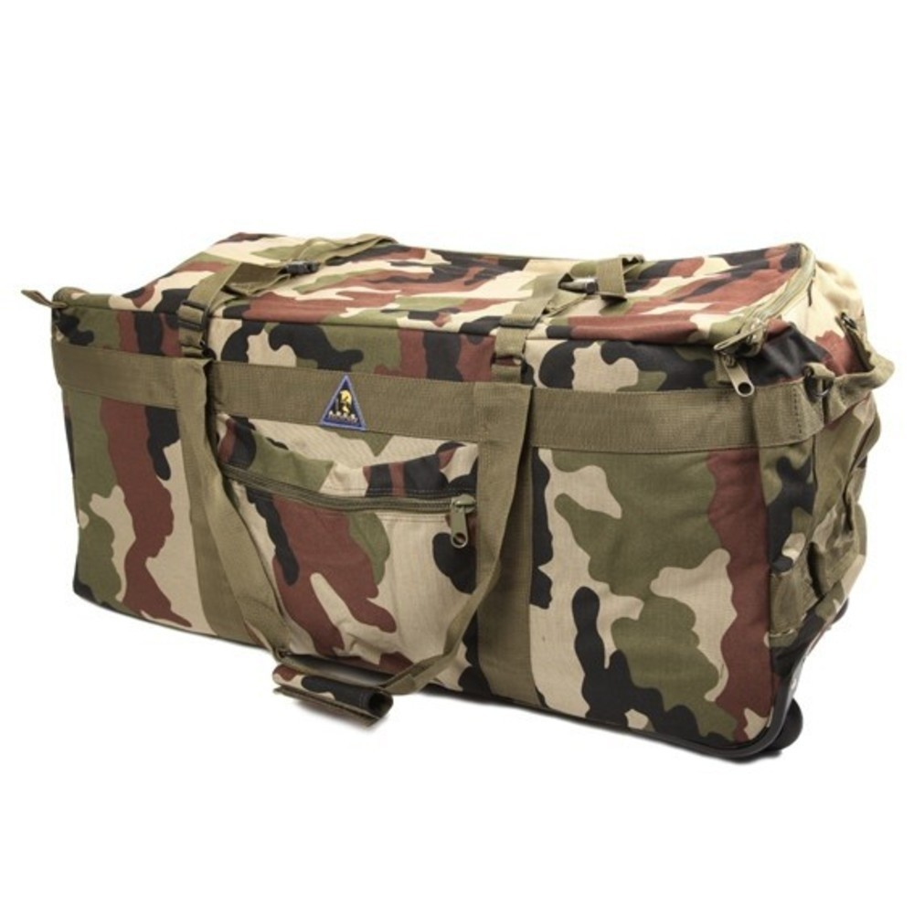 sac a roulettes militaire noir camouflage multicam ou cam. Black Bedroom Furniture Sets. Home Design Ideas