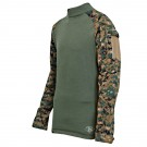 Combat shirt  Digital Woodland- Truspec