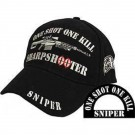 Casquette one shot / one kill