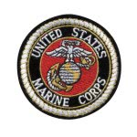 PATCH / ECUSSON deluxe USMC Rothco