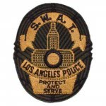 PATCH / ECUSSON - POLICE, SWAT Los angeles