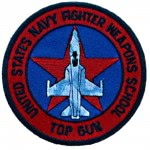 Patch US - Top Gun - School