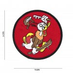 Patch Flying Duck