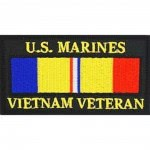 Patch US - Vietnam Veteran USMC