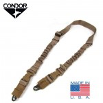 Sangle 2 points Bungee Condor- OD Compatible HK 417