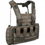 Chest Rig tasmanianTiger MKII militaire Coyote Brown