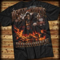 """Tee shirt airborne """"DEATH FROM ABOVE"""" 7.62"""