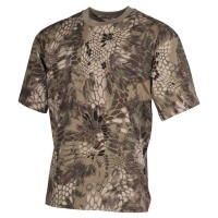 Tee shirt Tactical Mandra Foliage