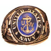 Bague US navy Rothco