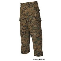 Pantalon digital woodland Battle tru-spec Usmc