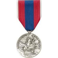 Medaille Defense Nationale Argent