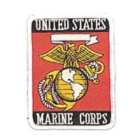 PATCH / ECUSSON  USMC