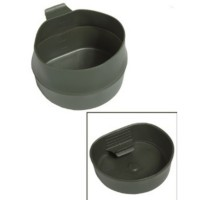 Wildo Fold a cup - olive
