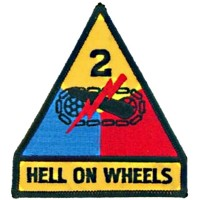 Patch US- Hell on wheels