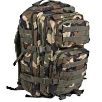 Sac Militaire Pack US Woodland