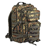Sac militaire Pack US Assault Flecktarn