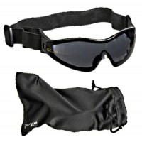 Lunette de protection Commando Para Smoke