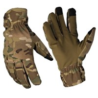 Gants Softshell Multicam