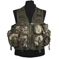 Gilet tactique Mandra Night 9 poches