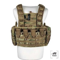 Gilet tasmania multicam chest rig