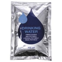 Eau potable en sachet de 500ml (5x100ml)