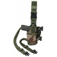 Holster cuisse mod one Ripstop camouflage (  D ou G )