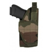 Holster militaire fixation Molle DROITIER