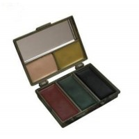 Kit de camouflage facial 5 couleurs
