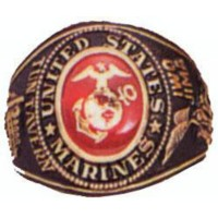 Bague us marines corp USMC