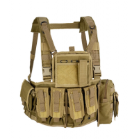 Chest rig Defcon 5 RECON Tan