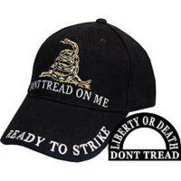 "Casquette brodée "" Ready to strike """