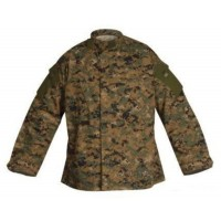 Veste Digital woodland Battle shirt tru-spec